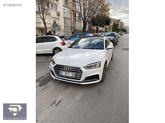 Vasıta / Kiralık Araçlar / Otomobil / Audi / A5