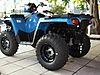 Lacivert Polaris ATV