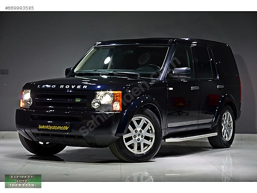 Vasıta / Arazi, SUV & Pickup / Land Rover / Discovery / 2.7 TDV6 / HSE