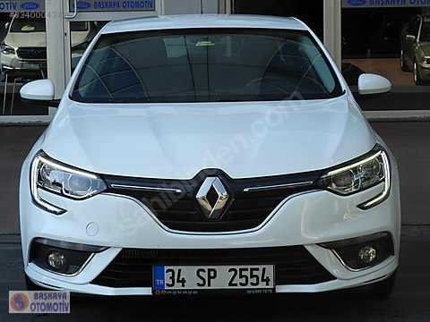 2017 MODEL RENAULT MEGANE 1.5 DCİ 110 PS TOUCH...