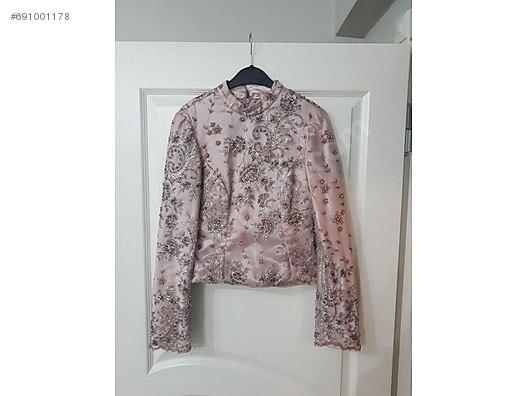 ea04eda819a9c Satılık Abiye Söz-Nişan Elbisesi - Nişanlık ve Evlilik Giyim İhtiyaçlarınız  sahibinden.com'da - 691001178