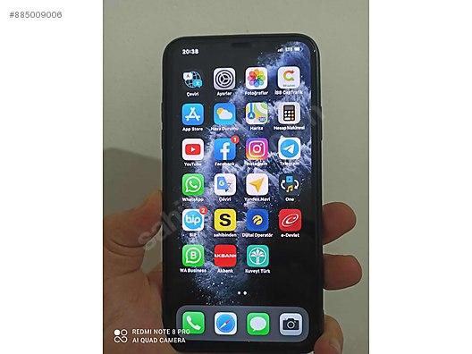 1 iphone 11 pro max 2 2 garantili acil