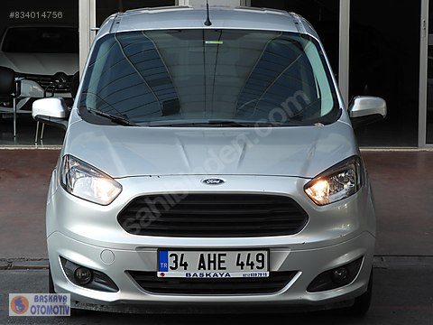 2017 MODEL FORD TOURNEO COURİER 1.6 TDCİ 95 PS...