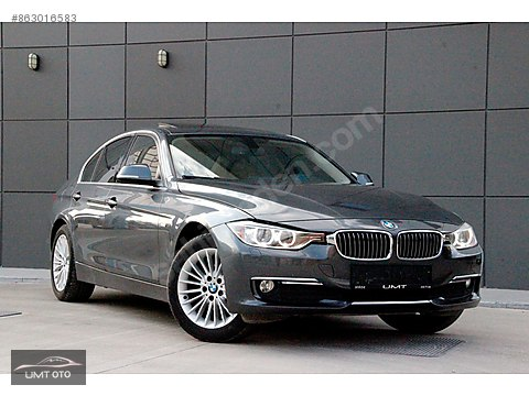 HATASIZ 2013 BMW 3.16i Luxury Line 113.000km
