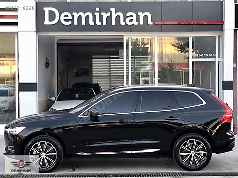 2020 B4 INSCRİPTİON VOLVO XC60 197 PS TABA DERİ+SOĞUTMA+HİBRİT