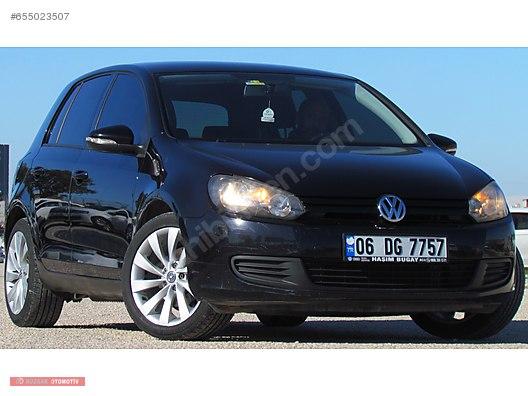 Volkswagen Golf 16 Tdi Trendline Rüzgardan 2011 Model