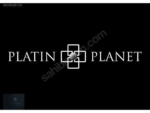 Platin Planet Projesinden Bahçeli 1,5+1 Daire
