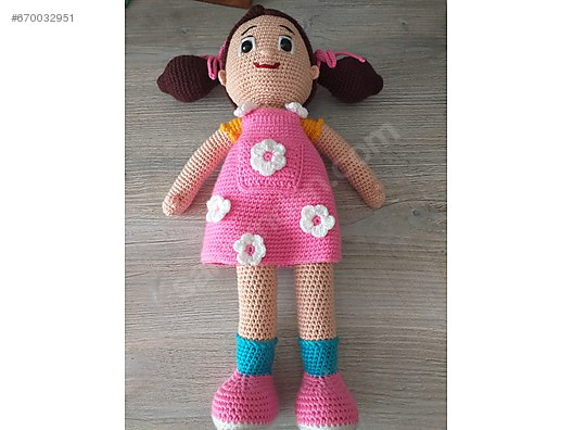 Woman Shares An Adorable Child Baby Amigurumi She Crocheted And ... | 396x528