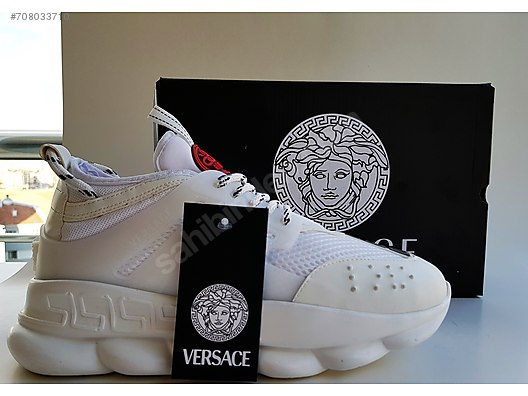 a3bfda29c6387 VERSACE SNEAKERS BAY-BAYAN AYAKKABI YÜKSEK TABAN - Erkek Günlük Ayakkabı  Modelleri sahibinden.com'da - 708033710