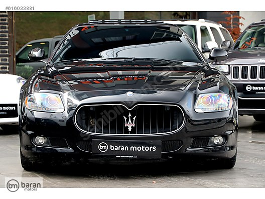 Maserati Quattroporte Sport Gts Baran Motors 2012