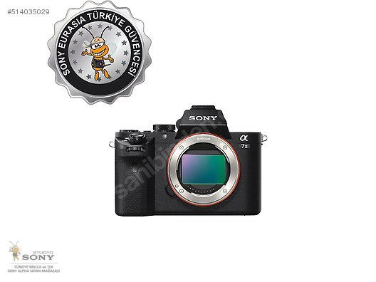 Sony A7 Mark2 Aynasız Full Frame Fotoğraf Makinesi - Alışveriş ...