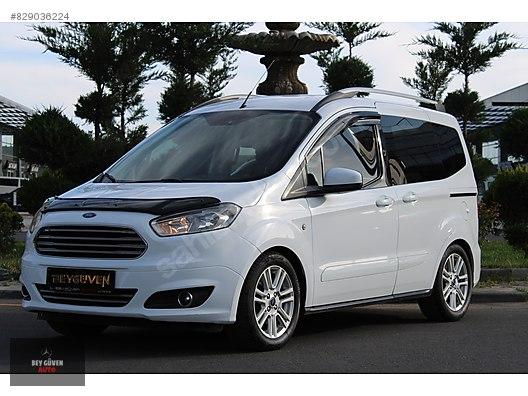Ford Tourneo Courier 1 6 Tdci Journey Titanium Beyguven