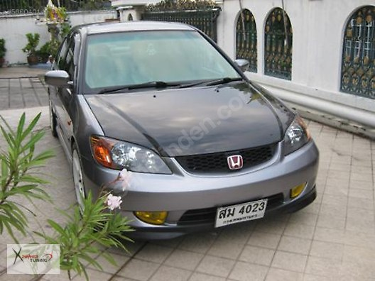 Cars Suvs Exterior Accessories Honda Cİvİc 2004 2006 Sedan Vtec 2 Typer Plastİk Ön Tampon Ekİ At Sahibinden 560040141