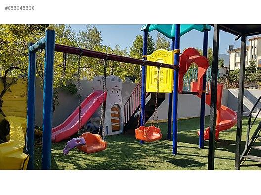 temiz oyun parki sahibinden park