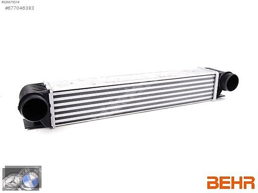 Bmw E39 E38 I Ntercooler Turbo Radyator M47 M57 Sifir Behr