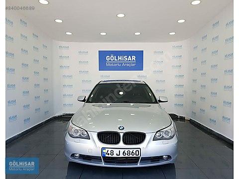GÖLHİSAR'dan 2005 BMW 520İ STANDART BENZİN+LPG...