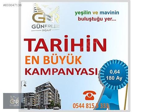 TARİHİ FIRSAT 0.64 DEN 180 AY VADELİ MUHTEŞEM 3+1...