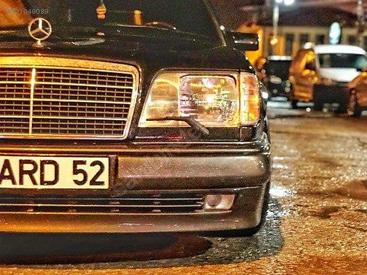 Cars & SUVs / Exterior Accessories / Mercedes e500 Amg tip W124