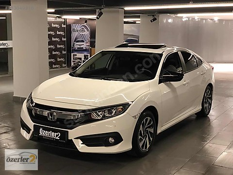 2017 HONDA CIVIC 1.6i VTEC ECO ELEGANCE ORJ LPG...