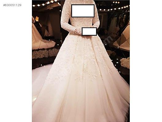 7d46465a65eb0 NÜANS MODA FRANSIZ DANTEL TESETTÜRLÜ GELİNLİK - Gelinlik ve Evlilik Giyim  İhtiyaçlarınız sahibinden.com'da - 630051129
