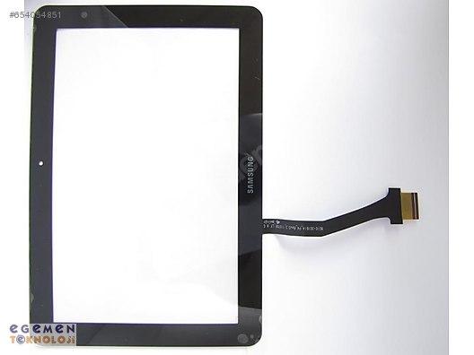 Samsung P7500 Tablet Dokunmatik Panel Siyah at sahibinden com