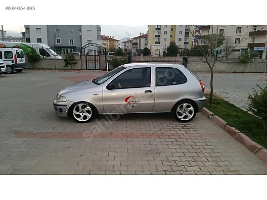 Fiat Palio 12 Sl Fiat Palio Genç Işi Orjinal Hususi