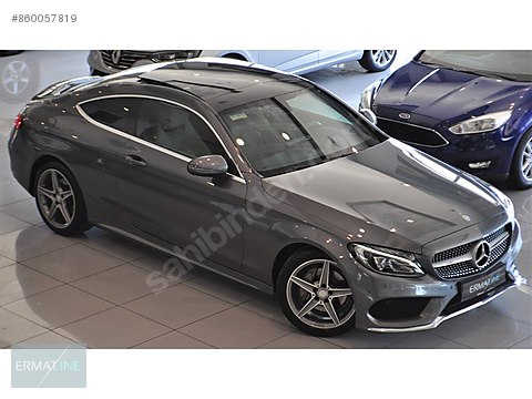 ERMAT LINE MERCEDES C COUPE 180 AMG 7G-TRONİC