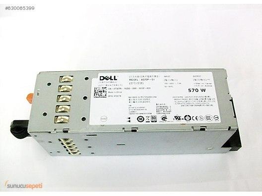 Dell PowerEdge R710 570W Power Supply at sahibinden com