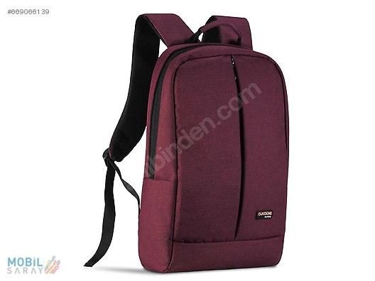 f33a4c5849a56 İkinci El ve Sıfır Alışveriş / Bilgisayar / Aksesuarlar / Laptop  Aksesuarları / Çanta CLASSONE Z Serisi 15.6 Notebook Sırt ...