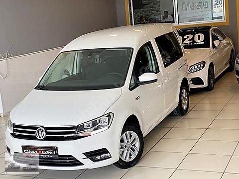 2020 '' 0 Km '' VW CADDY 2.0 TDI COMFORTLİNE MANUEL