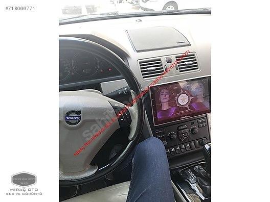 Car Multimedia Player / VOLVO XC90 ANDROİD NAVİGASYON TV USB