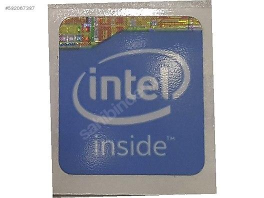 Intel Inside Sticker