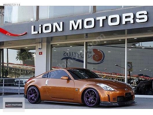 Nissan / 350Z / 3 5 / Coupe / -LİON MOTORS-2006 NİSSAN