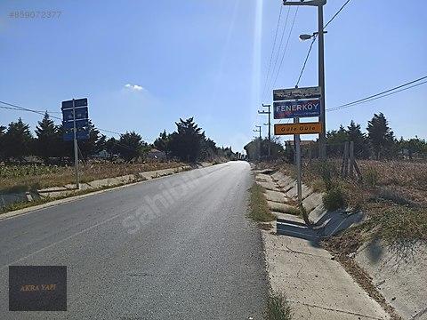 FENERKÖYDE KONUT İMARLI 277M2 ARSA