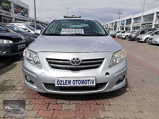 Özlem Otomotİvden 2007 Toyota Corolla Dİzel Otomatİk