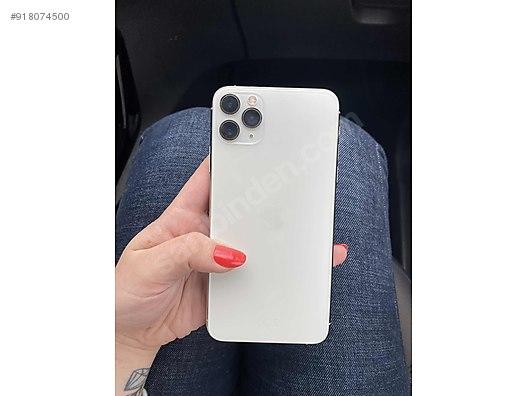 iphone 11 pro max sifir ayarinda