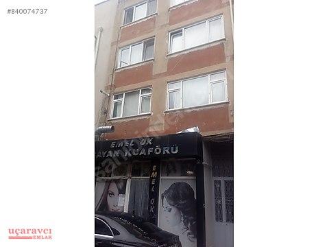 UCARAVCI 'DAN ŞEHRİN MERKEZİNDE 2+1 80 m² SATILIK...