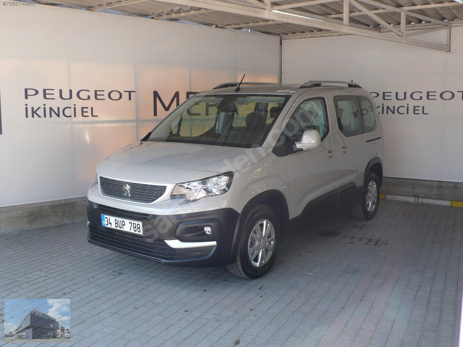 Peugeot Rifter 1.5 BlueHDI Active Stil 2019