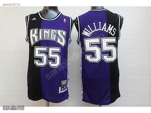 52d264a76 adidas nba swingman sacramento kings jason williams 55 jersey