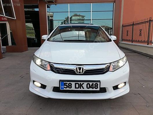 Honda Civic 1 6i Vtec Eco Elegance Hatasiz Boya