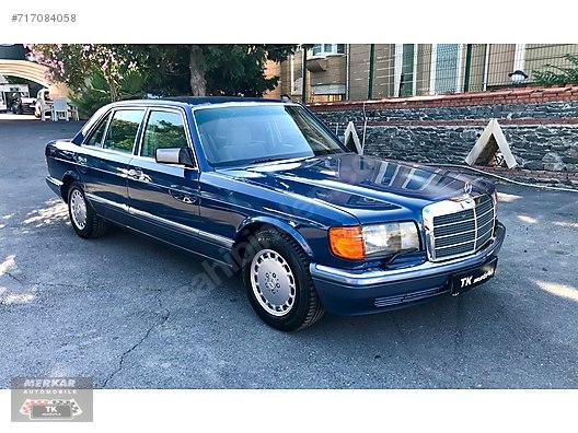 TK motors MERKAR - 1990 Mercedes-Benz 300 SEL W126