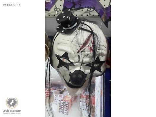 Oyuncak Et Maske Korkunç şaka Palyaço Maske şaka ürünleri