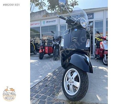 Düzyol Motor'dan Vespa GTS 150 ABS