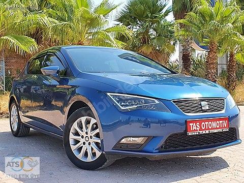 TAŞ OTOMOTİV 2015 Seat Leon 1.6 TDI Style OTOMATİK...