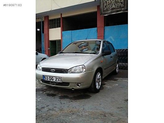 Kalina Sedan. Aracın tanımı ve ayarlanması