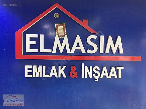 ELMASIM'DAN HATBOYUNDA KİRALIK 270 M2 3 KATLI DÜKKAN...