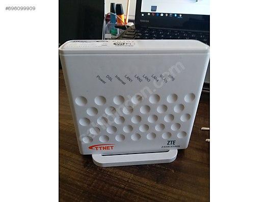 zte 300 mbsi 4 port kablosuz adsl modem/router (ZXHN-H108N) at