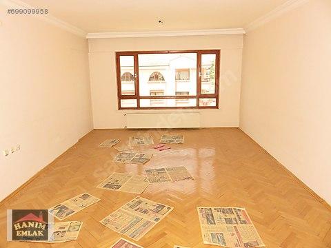 Hanım Emlak'tan Kıkkonaklar'da Kiralık 130 m2 3+1...