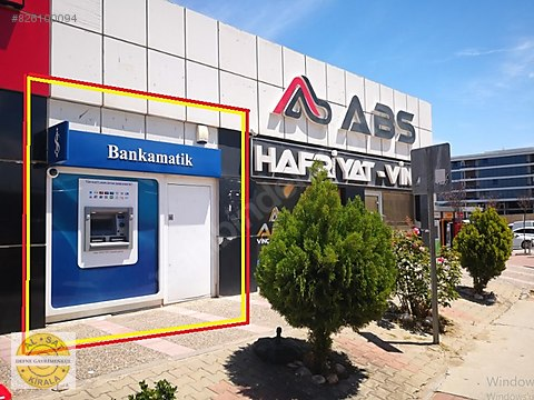 Bülent ATEŞCİ'den İnönü Cad Üstünde 24 m2 Kurumsal...