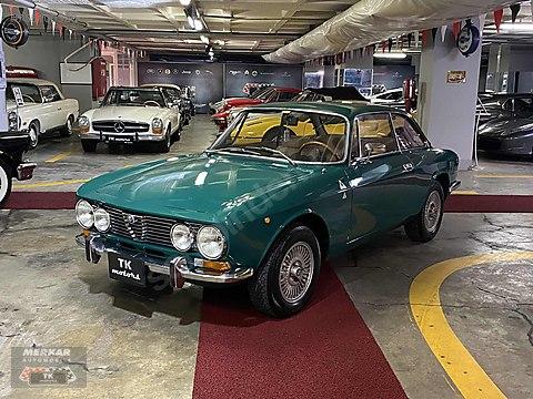 MERKAR & TK motors -1975 ALFA ROMEO 2000 GTV